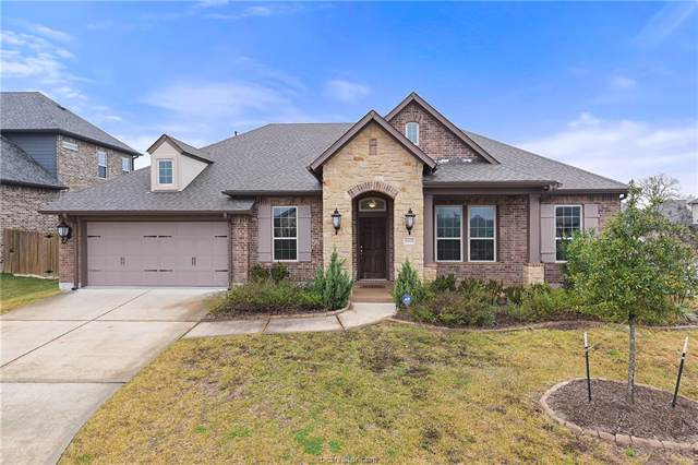 4400 Odell Lane, College Station, TX 77845 (MLS #20000527) :: Chapman Properties Group
