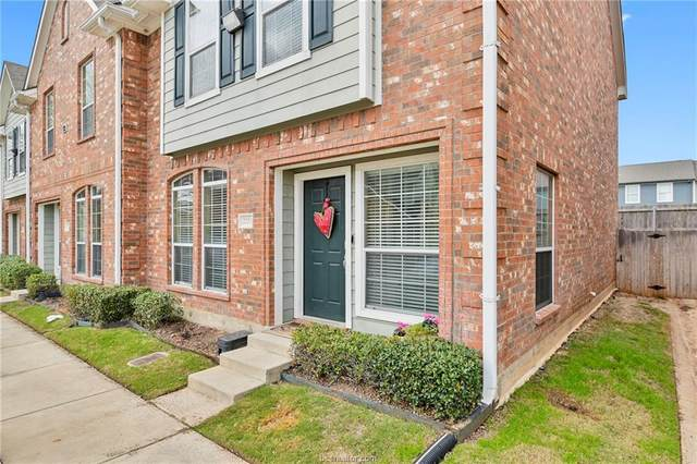 1001 Krenek Tap Road #2203, College Station, TX 77840 (MLS #20000543) :: NextHome Realty Solutions BCS