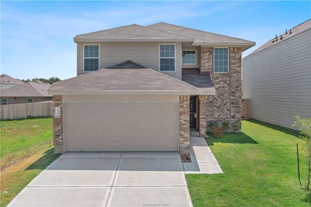 2120 Eastwood Court, Bryan, TX 77803 (MLS #20000572) :: The Lester Group
