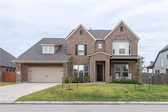 4407 Toddington Lane, College Station, TX 77845 (MLS #20000580) :: The Lester Group