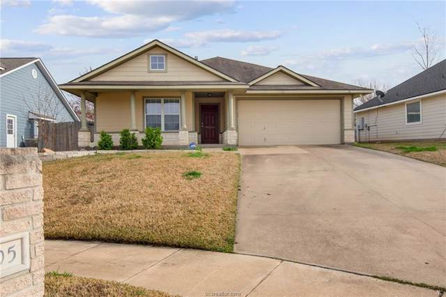 2705 Lynnwood Court, Bryan, TX 77807 (MLS #20000597) :: The Shellenberger Team