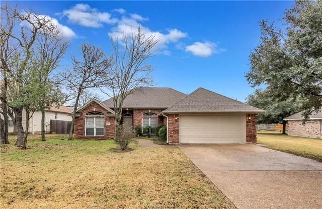 1810 Gray Stone Drive, Bryan, TX 77807 (MLS #20000601) :: The Shellenberger Team