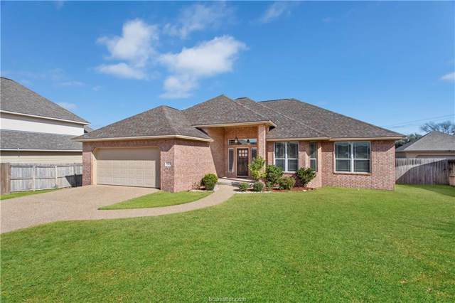 3302 Keefer Loop, College Station, TX 77845 (MLS #20000619) :: Treehouse Real Estate