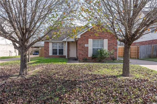 2423 Pintail Loop, College Station, TX 77845 (MLS #20000625) :: Cherry Ruffino Team