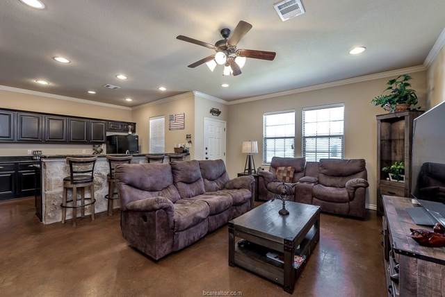 435 Momma Bear Drive, College Station, TX 77845 (MLS #20000630) :: The Shellenberger Team