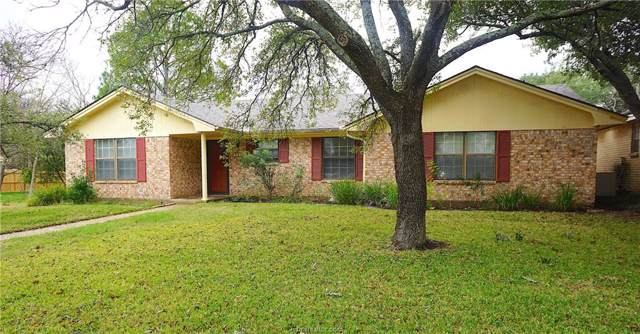 2722 Camelot Drive, Bryan, TX 77802 (MLS #20000636) :: Treehouse Real Estate