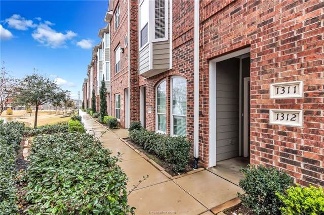 1198 Jones Butler Road #1311, College Station, TX 77840 (MLS #20000643) :: The Lester Group