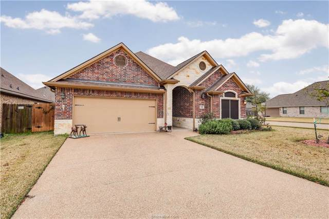 15618 Wood Brook Lane, College Station, TX 77845 (MLS #20000670) :: RE/MAX 20/20