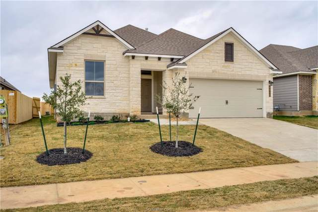 6316 Southern Cross, College Station, TX 77845 (MLS #20000690) :: The Shellenberger Team