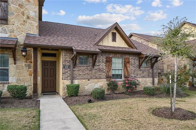 112 Armored Avenue, College Station, TX 77845 (MLS #20000694) :: The Lester Group