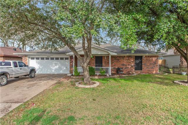 4505 Laura Lane, Bryan, TX 77803 (MLS #20000758) :: Treehouse Real Estate