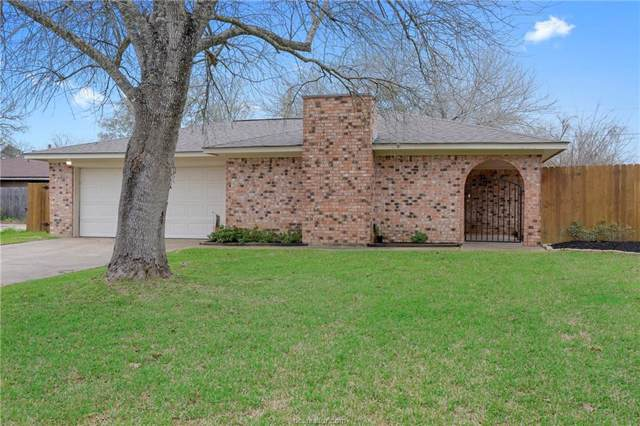 3004 Jennifer Drive, College Station, TX 77845 (MLS #20000764) :: NextHome Realty Solutions BCS