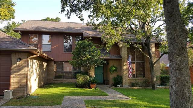 8710 Bent Tree Drive, College Station, TX 77845 (MLS #20000767) :: The Shellenberger Team