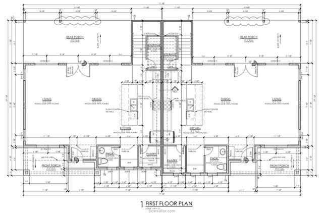 112 Poplar A, College Station, TX 77840 (MLS #20000774) :: The Shellenberger Team