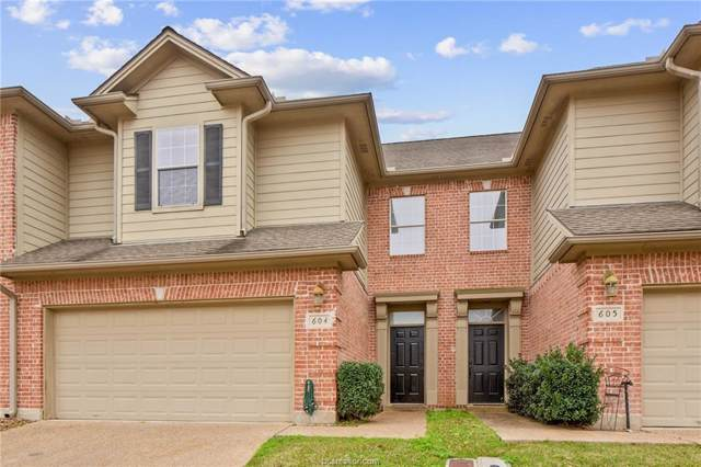 1425 W Villa Maria Road #604, Bryan, TX 77801 (MLS #20000780) :: The Lester Group