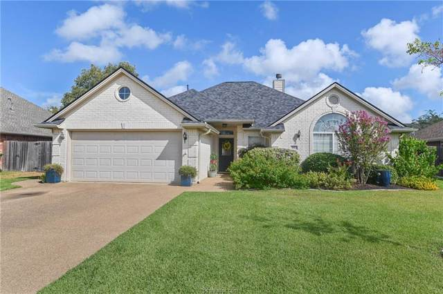 3913 Brighton Drive, Bryan, TX 77802 (MLS #20000782) :: The Shellenberger Team