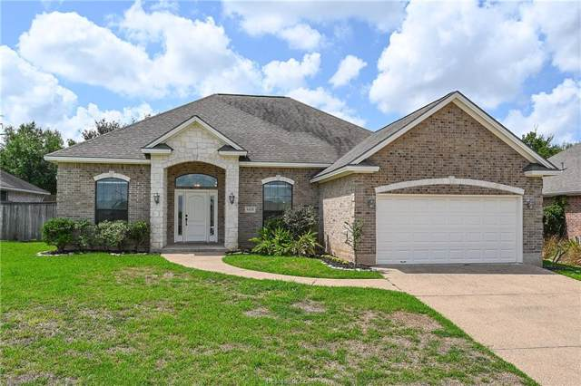4428 Spring Branch Drive, College Station, TX 77845 (MLS #20000785) :: The Shellenberger Team