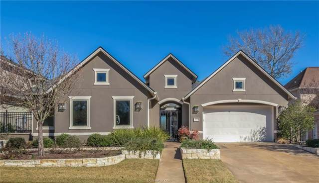 2833 Persimmon Ridge Court, Bryan, TX 77807 (MLS #20000790) :: BCS Dream Homes