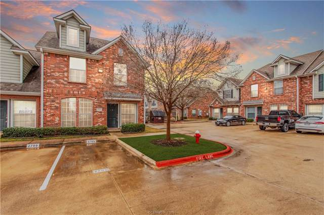 1001 Krenek Tap Road #2705, College Station, TX 77840 (MLS #20000792) :: NextHome Realty Solutions BCS