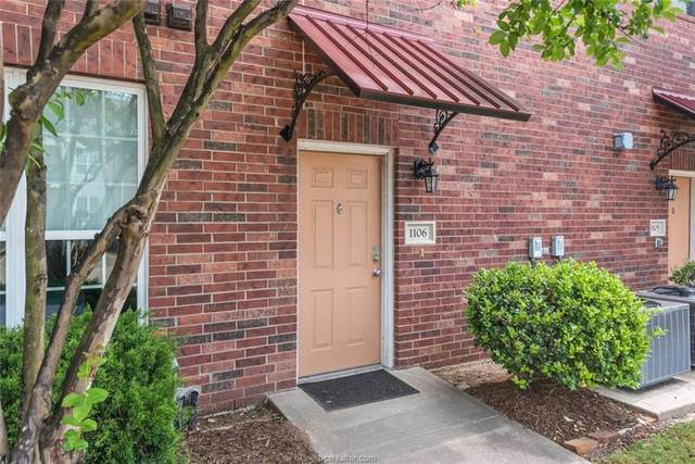 801 Luther #1106, College Station, TX 77840 (MLS #20000796) :: The Lester Group