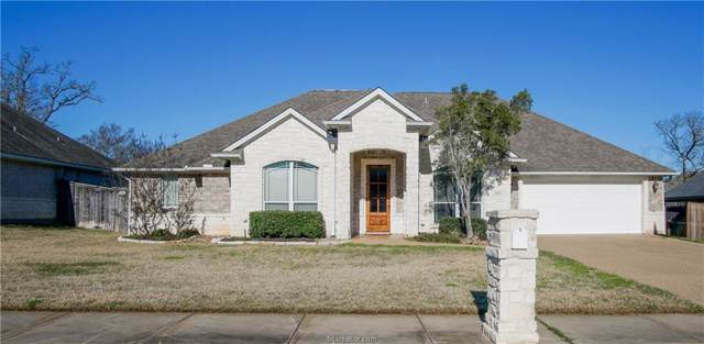 405 Cold Spring Drive, College Station, TX 77845 (MLS #20000805) :: RE/MAX 20/20