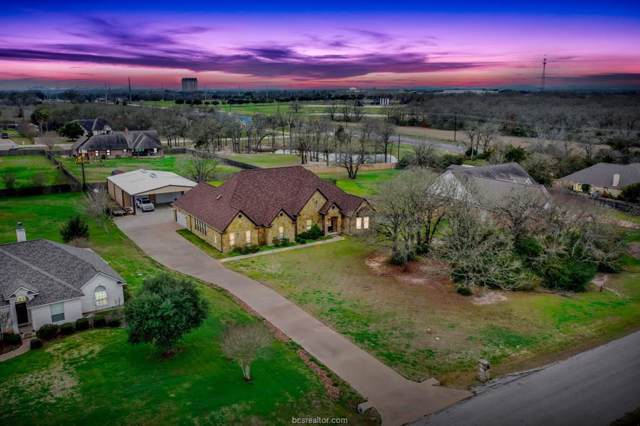 9924 Hunters Hollow, College Station, TX 77845 (MLS #20000807) :: Treehouse Real Estate