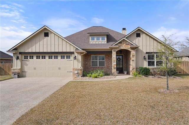 3332 Covington Court, Bryan, TX 77808 (MLS #20000832) :: The Shellenberger Team