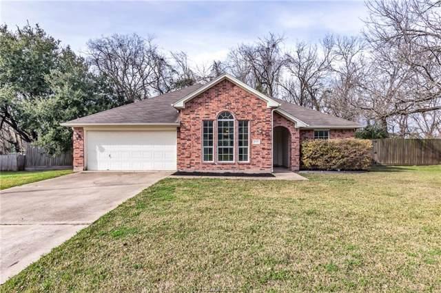 1115 Austin Street, Navasota, TX 77868 (MLS #20000837) :: Treehouse Real Estate