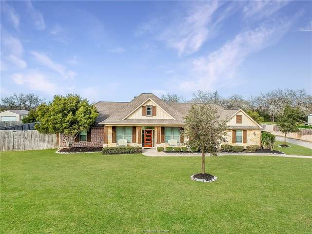 5272 High Meadow, College Station, TX 77845 (MLS #20000845) :: The Shellenberger Team