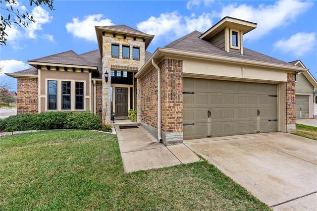 218 Simi Drive, College Station, TX 77845 (MLS #20000865) :: Treehouse Real Estate