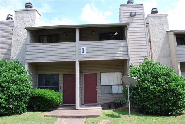 1900 Dartmouth Street I4, College Station, TX 77840 (MLS #20000879) :: The Lester Group
