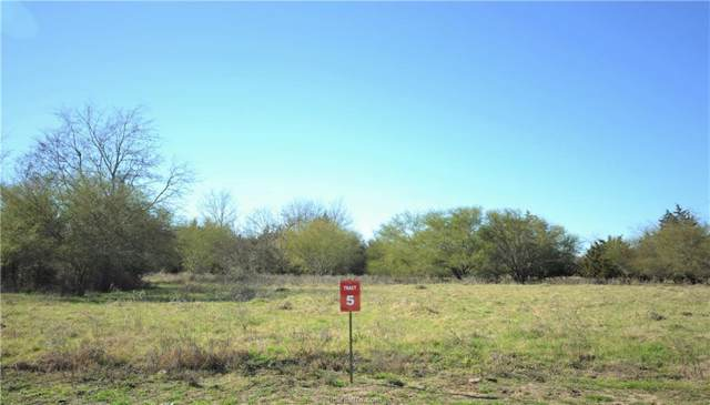 13083 Osr Road Lot 5 (5.99 Acr, Hearne, TX 77859 (MLS #20000880) :: The Lester Group