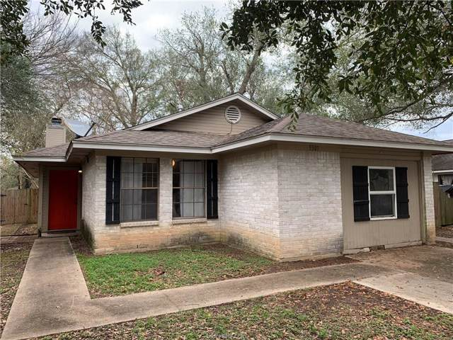 3301 Dallis Drive, College Station, TX 77845 (MLS #20000896) :: The Lester Group