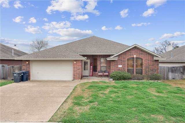 1505 Hunter Creek Drive, College Station, TX 77845 (MLS #20000901) :: Chapman Properties Group