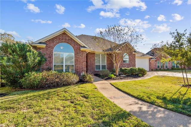 4415 Appleby Place, College Station, TX 77845 (MLS #20000903) :: Chapman Properties Group