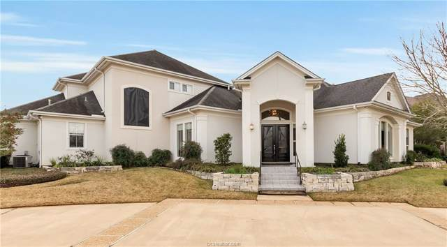 1122 Royal Adelade Drive, College Station, TX 77845 (MLS #20000913) :: NextHome Realty Solutions BCS