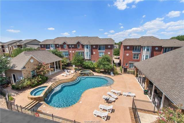 305 Holleman Drive #703, College Station, TX 77840 (MLS #20000915) :: The Lester Group