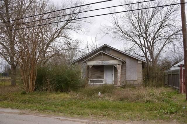 1316 Farquhar Street, Navasota, TX 77868 (MLS #20000916) :: Cherry Ruffino Team