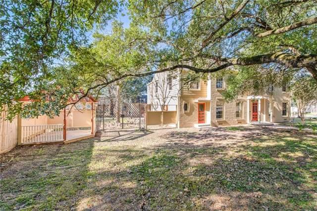 706 Church Street, Navasota, TX 77868 (MLS #20000932) :: Treehouse Real Estate