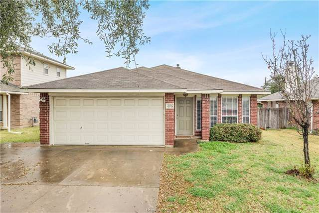 406 Pronghorn, College Station, TX 77845 (MLS #20000936) :: The Shellenberger Team