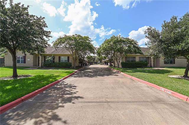 609 Townplace Drive, College Station, TX 77840 (MLS #20000946) :: NextHome Realty Solutions BCS