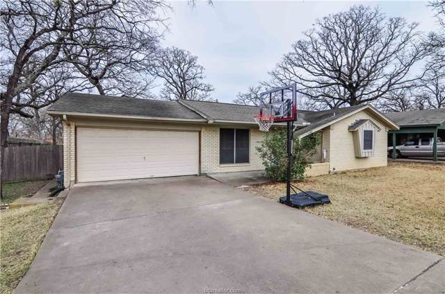 1217 Westover Street, College Station, TX 77840 (MLS #20000955) :: RE/MAX 20/20