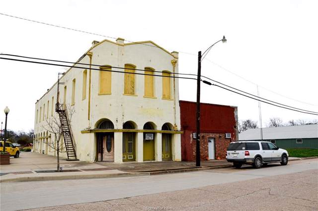 201 S Railroad. Street, Navasota, TX 77868 (MLS #20000963) :: The Lester Group