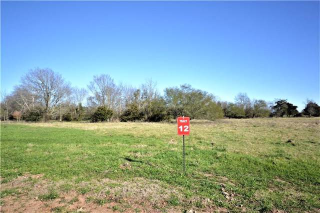13083 Osr Road Lot 12 (6.76 Ac, Hearne, TX 77859 (MLS #20000968) :: The Lester Group