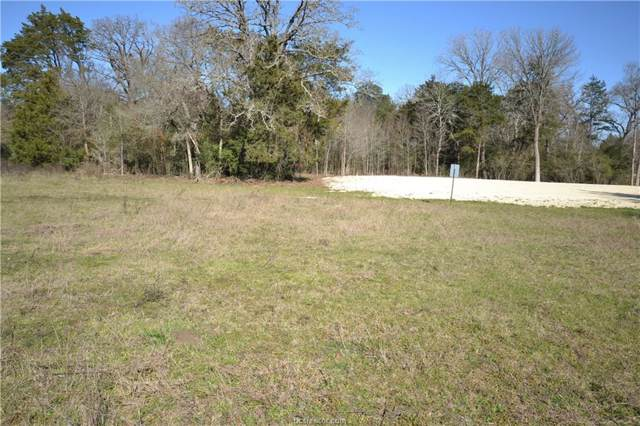 13083 Osr Road Lot 1 (8.25 Acr, Hearne, TX 77859 (MLS #20000969) :: The Lester Group