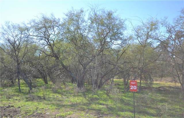 13083 Osr Road Lot 20 (5.74 Ac, Hearne, TX 77859 (MLS #20000973) :: The Lester Group