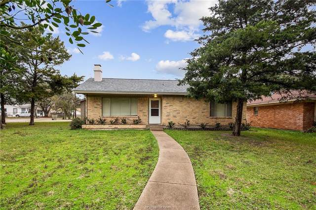1613 Luza Street, Bryan, TX 77802 (MLS #20000992) :: The Lester Group