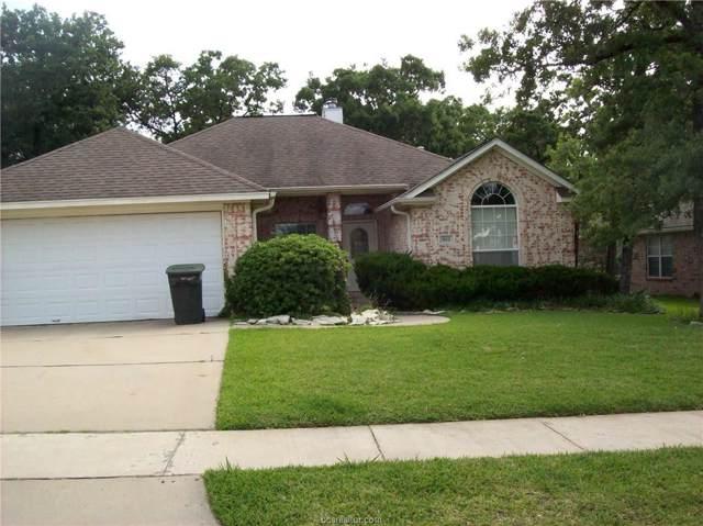 3112 Pleasant Forest Drive, College Station, TX 77845 (MLS #20001003) :: Cherry Ruffino Team