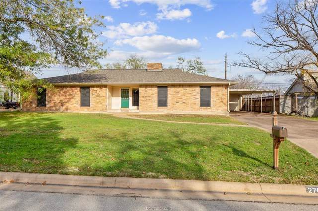 2702 Arbor Drive, Bryan, TX 77802 (MLS #20001007) :: The Shellenberger Team