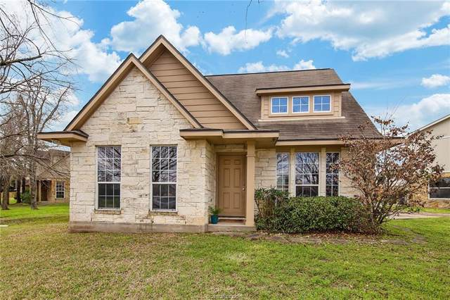 516 Camp Court, College Station, TX 77840 (MLS #20001010) :: RE/MAX 20/20